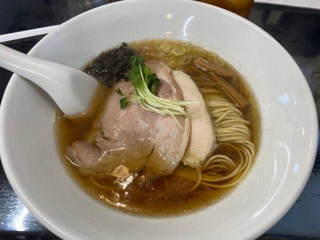 煮干しらぁめんが人気!地元で有名な群馬みなかみ町のラーメン香華