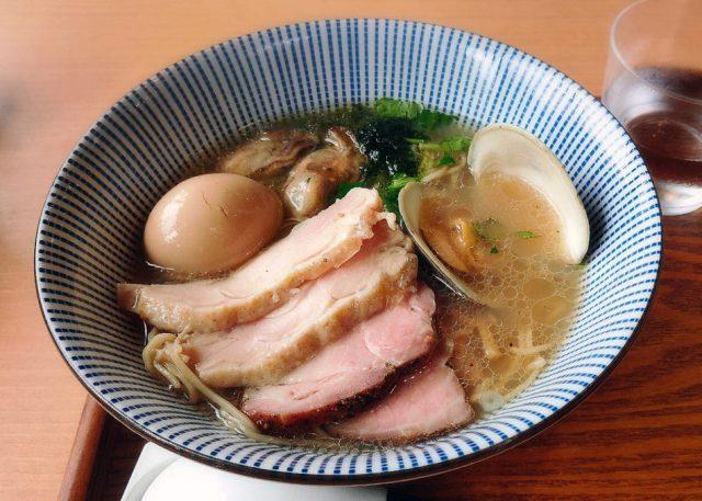 貝と鴨を使った上品な独創ラーメンが新しい!新潟市東区の麺屋玄洋